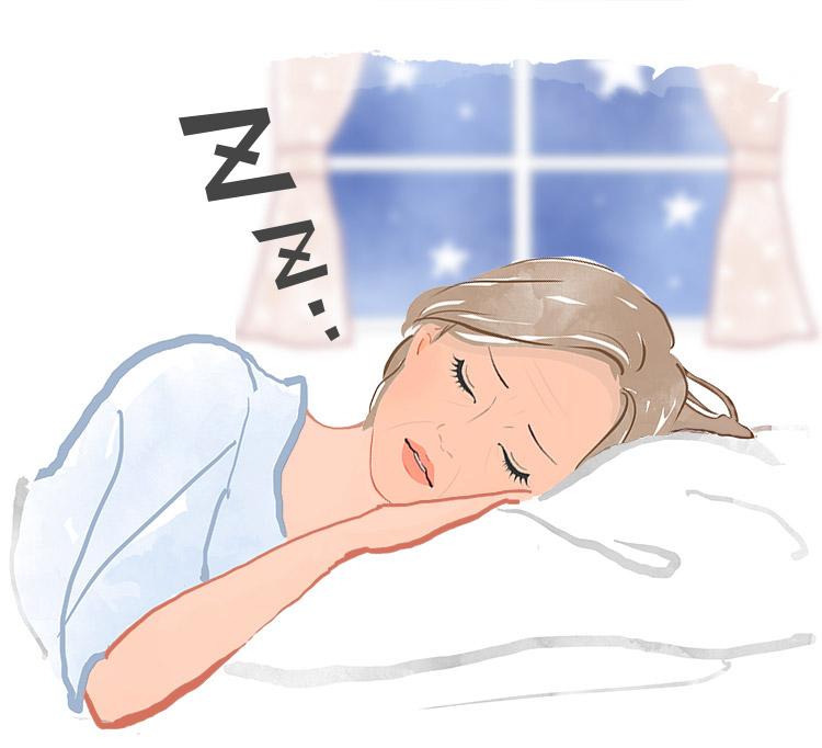 睡眠時無呼吸症候群の症状・原因・治療方法