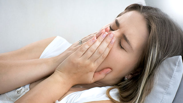 副鼻腔嚢胞の症状・原因・治療方法